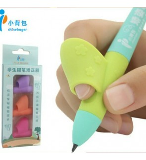 CHILDREN PENCIL HOLDER PEN WRITING AID GRIP POSTURE CORRECTION
