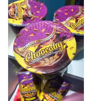 CHOCOBY IN CUP 200G CHOCO JAR CHOCOJAR [TAK PERLU RENDAM]