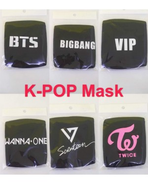 Kpop BTS In Bloom Mouth Mask