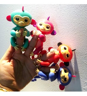 Cute Non-electric Fingertips Baby Monkey Finger or UNICORN