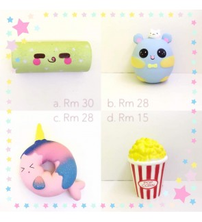 SCENTED SQUISHY COLLECTION 03