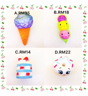 SCENTED SQUISHY COLLECTION 02