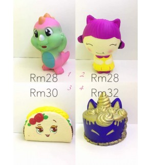 SCENTED SQUISHY COLLECTION 04