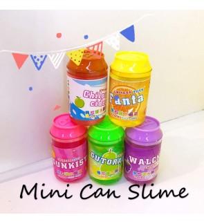Mini Can Slime Random Colour