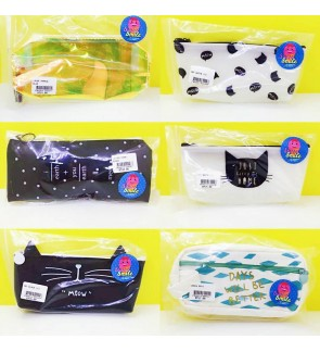 FASHION & 3D PENCIL CASE(RM 12 to RM 20)