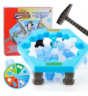 Penguin Icebreaker Desktop Family Game party Kids Toy