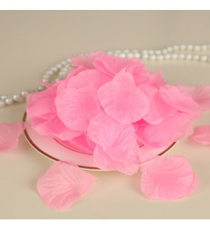 ARTIFICIAL ROSE PETAL Artificial Valentine decoration Flower petal