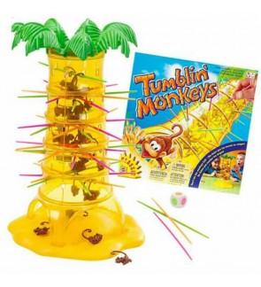 [READY STOCK] TUMBLING MONKEY FALLING MONKEY BOARD GAME