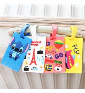 FANCY KOREAN STYLE LUGGAGE TAG