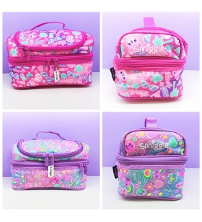 Double Deck Smiggle Lunch Box