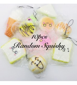 SCENTED Squishy Set of 10pcs, 20pcs, 30pcs