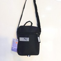 A) Pum Small sling Bag with reflective Logo
