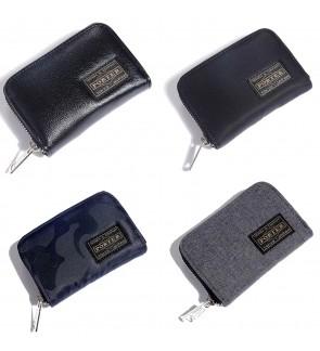 AQ) High Quality Japan Design Ptr Mini waterproof Hardcase Wallet