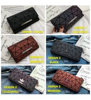 V) Adi Multipurpose Hardcase Long Wallet