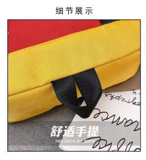 E) Pum X Ferrari M size Large Waterproof Sling Bag Crossbody Bag