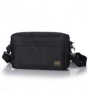 AS) Cheapest High Quality 2in1 Japan Design Porter Large Volume YKK Zip clutch Sling bag crossbody bag
