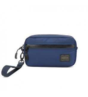 AU) Japan Design Porter Clutch Pouch with 100% Waterproof Material + Waterproof Zip + Key Holder
