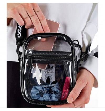 X) LATEST DESIGN Adi bag JELLY SLING BAG TRANSPARENT SLING BAG CROSSBODY BAG
