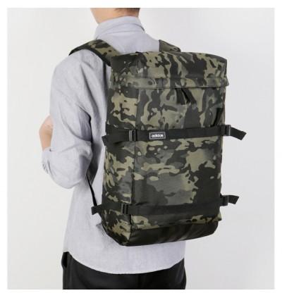 J) ADI Large Volume Backpack Outdoor Backpack Fashion Backpack School Bag Laptop Bag