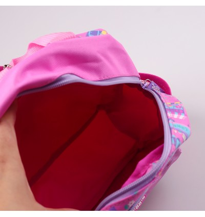 Smiggle Mini Cute Backpack with Bottle Compartment For Kids 2-6 yo