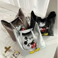D) Adidas X Mickey Tote Bag Shoulder Bag