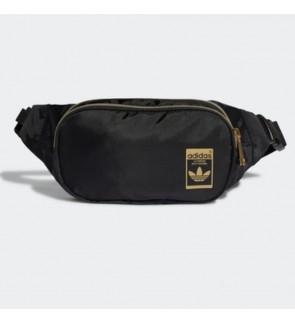 AD) Adi Waist Bag Chest Bag Crossbody Bag wtih GOLD ZIP