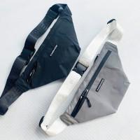 SUPER SLIM WATERPROOF P+F CHEST BAG CROSSBODY BAG WAIST BAG